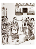 Cortes & Montezuma, 1519 Art