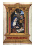 Nativity, French, C1510 Posters