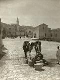 Bethlehem: Street, C1911 Photographic Print