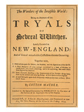 Cotton Mather, 1693 Giclee Print
