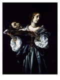 Salome Giclee Print by Carlo Dolci