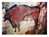Cave Art Giclee Print