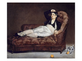 Manet: Spanish Costume Giclee Print by Claude Manet