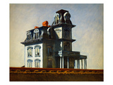 Edward Hopper Posters by Edward Hopper