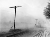 Dust Bowl, C1936 Photographic Print