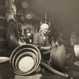 Israel: Metal Workers, 1938 Photographic Print by John D. Whiting