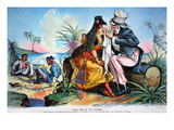 Cartoon: Cuba, 1895 Poster by Louis Dalrymple