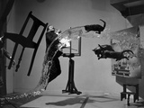 Salvador Dali (1904-1989) Photographic Print by Philippe Halsman