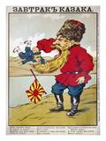 Russo-Japanese War, C1905 Print