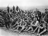 World War I: Prisoners Photographic Print