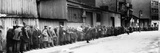 New York City: Bread Line Photographic Print