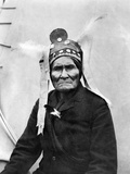 Geronimo (1829-1909) Photographic Print by C.d. Arnold