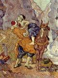 Van Gogh: Samaritan, 1890 Giclee Print by Vincent van Gogh