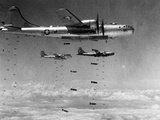 Korean War: B-29 Bombers Photographic Print