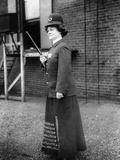 Policewoman, 1909 Photographic Print