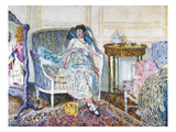 Frieseke: In The Boudoir Giclee Print by Frederick Carl Frieseke