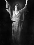 Isadora Duncan (1877-1927) Photographic Print by Arnold Genthe