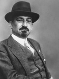 Chaim Weizmann (1874-1952) Photographic Print