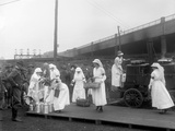 Red Cross: Canteen, C1918 Photographic Print