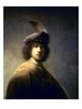 Rembrandt Van Rijn Giclee Print by  Rembrandt van Rijn