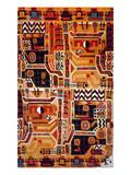 Peru: Tunic Fragment Giclee Print