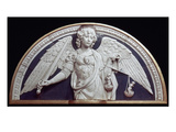 St. Michael The Archangel Giclee Print by Andrea Della Robbia