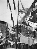 New York: Tenement, 1936 Photographic Print