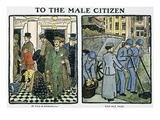 Women's Rights, C1910 Giclee Print by Mary Ellen Sigsbee