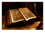 Van Gogh: Bible, 1885 Prints by Vincent van Gogh