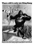 King Kong, 1976 Posters