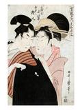 Shirai Gonpachi, C1798 Posters by Kitagawa Utamaro