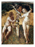 Raphael: Adam And Eve Giclee Print by  Raphael