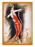 Dancing The Tango Posters