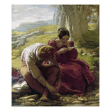 Mulready: Sonnet, 1839 Giclee Print by William Mulready