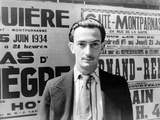 Salvador Dali (1904-1989) Fotografie-Druck von Carl Van Vechten