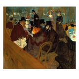 Lautrec: Moulin Rouge Prints by Henri de Toulouse-Lautrec