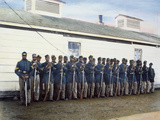 4Th U.S. Colored Infantry Photographic Print
