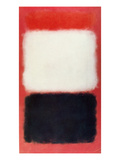 Rothko: Black &amp; White Giclee Print by Mark Rothko