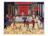 Banquet, 15Th Century Posters