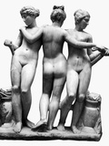 Three Graces Photographic Print