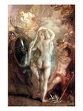 Judgment Of Paris Prints by Jean Antoine Watteau