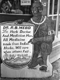 Medicine Man, 1938 Photographic Print by Russell Lee