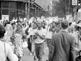 Poor People's March, 1968 Photographic Print by Warren K. Leffler