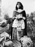 Apache Woman, C1908 Photographic Print
