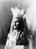 Geronimo (1829-1909) Photographic Print by Warren Mack Oliver