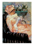 Cassatt: Cup Of Tea, 1879 Posters by Mary Cassatt