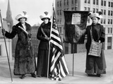 Suffragettes, C1910 Photographic Print