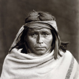Native American, C1903 Photographic Print by Edward S. Curtis