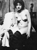 Seated Nude, C1910 Photographic Print by Frank Eugene