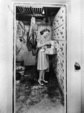 Cold Storage Room, C1940 Photographic Print